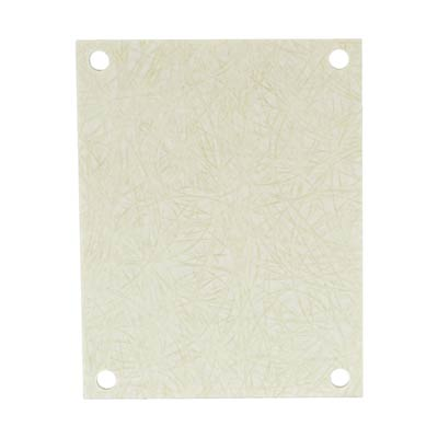 Fiberglass Back Panel for 7x4 Enclosures | PF74
