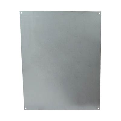 Galvannealed Back Panel for 20x16 Enclosures | PG206