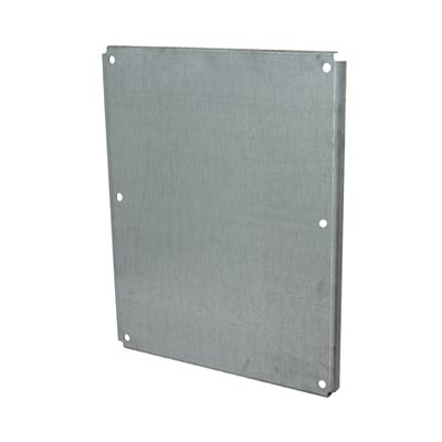 Galvannealed Back Panel for 30x24 Enclosures | PG3024