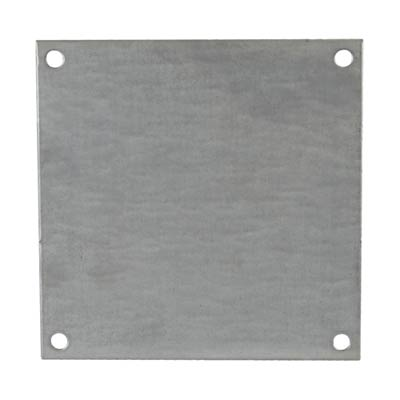 Galvannealed Back Panel for 6x6 Enclosures | PG66