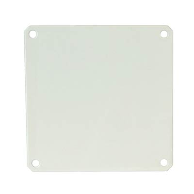Carbon Steel Back Panel for 8x8 Enclosures | PL88