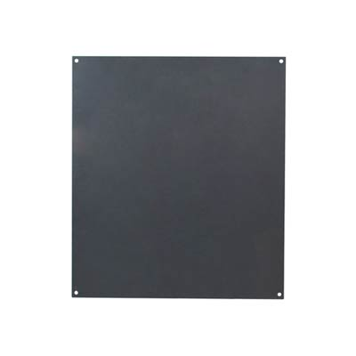 PVC Back Panel for 16x14 Enclosures | PLPVC164