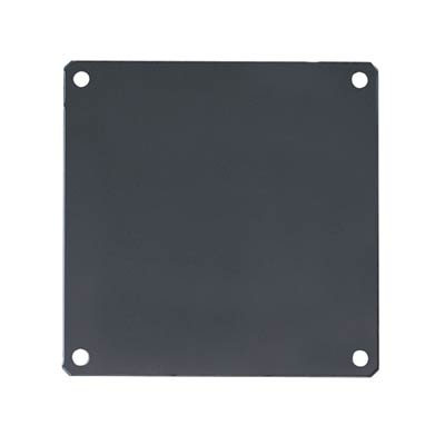 PVC Back Panel for 8x8 Enclosures | PLPVC88