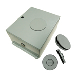 NEMA 4X Enclosure Hole Plugs for Metal Enclosures