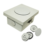 Allied Moulded NEMA 4X Enclosure Hole Plug Assemblies