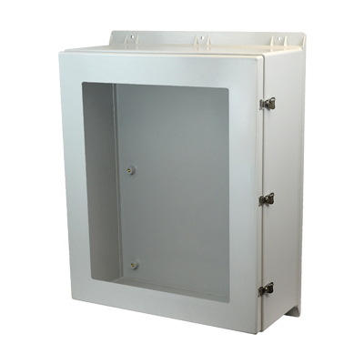 Allied Moulded AMEC363012TW NEMA 4X Fiberglass Enclosure