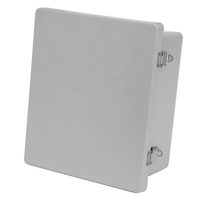 Allied Moulded AM1206L Fiberglass Enclosure