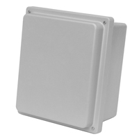 Allied AM664R NEMA 4X & 6P Fiberglass Enclosure