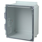 Clear Cover Fiberglass Enclosures