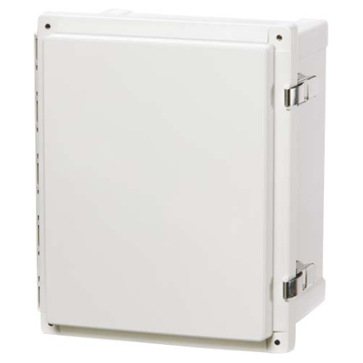 Fibox AR10106CHSSL NEMA 4X&6P Polycarbonate Enclosure