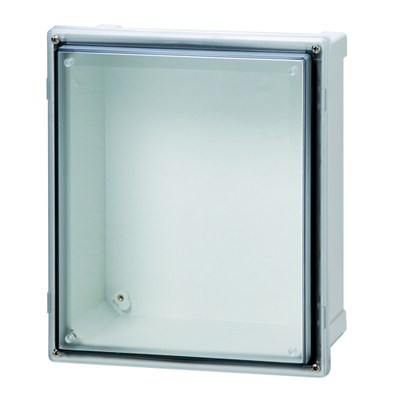 Fibox AR10106SCT NEMA 4X&6P Polycarbonate Enclosure