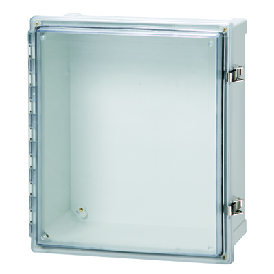 Fibox AR10106CHSCT NEMA 4X&6P Polycarbonate Enclosure