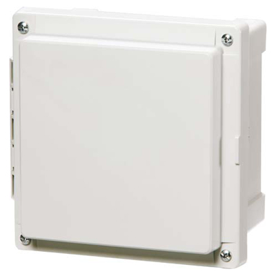 Fibox AR10106CHSC NEMA 4X&6P Polycarbonate Enclosure