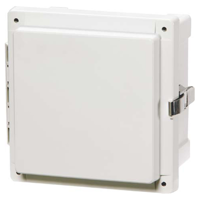 Fibox AR664CHSSL NEMA 4X&6P Polycarbonate Enclosure