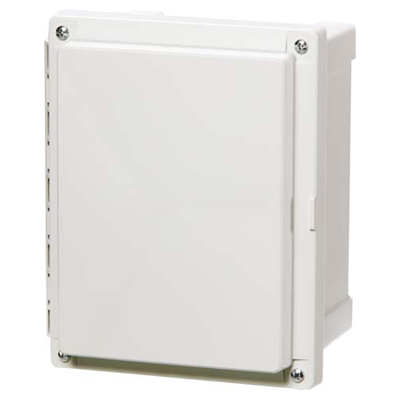Fibox AR1086CHSC NEMA 4X&6P Polycarbonate Enclosure