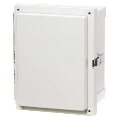 Fibox AR865CHSSL NEMA 4X&6P Polycarbonate Enclosure