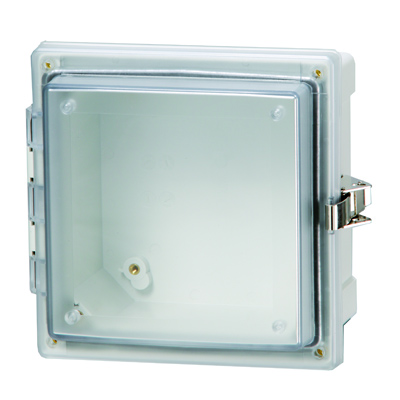 Fibox AR865CHSSLT NEMA 4X&6P Polycarbonate Enclosure