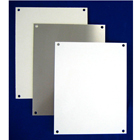 Galvannealed Steel Back Panels