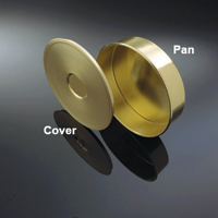 CB8 - 8 inch Brass Cover without Lifting Ring for Test Sieve