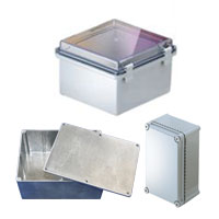BUD Industries Enclosures & Racks