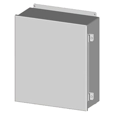 Saginaw SCE-1212CHNFSS6 NEMA 4X Stainless Steel Junction Box