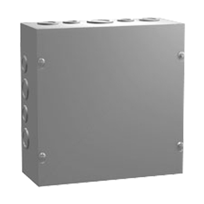 C-Box Screw Cover with Knockouts