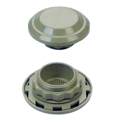 STEGO 08400.9-01 Enclosure Vent Plug 2.58 x 1.2 In
