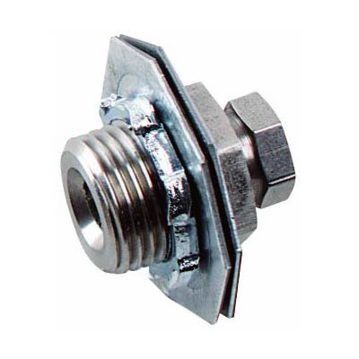 "Mounting Gland with 1/2"" Male NPT 