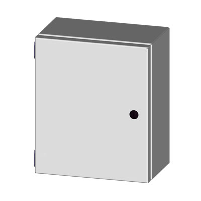 Saginaw SCE-14128ELJSS6 NEMA 4X Stainless Steel Junction Box