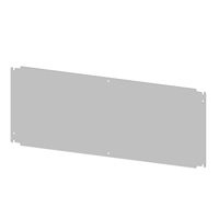 SCE-9P12L Carbon Steel Sub Panel for 9 x 12 Trough Enclosures