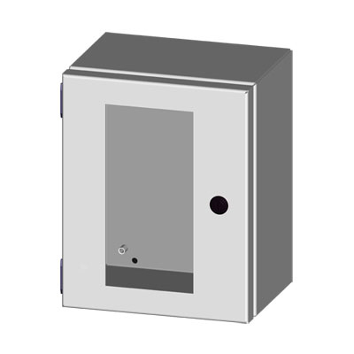 Saginaw SCE-10086ELJWSS6 NEMA 4X Stainless Steel Junction Box