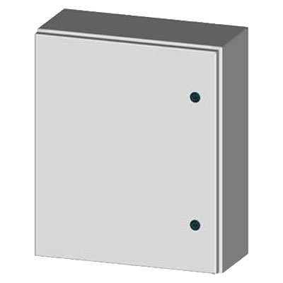Saginaw SCE-48EL3616SS6LP NEMA 4X Stainless Steel Enclosure
