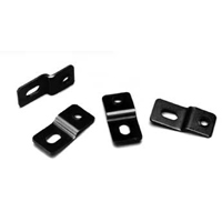 Hammond EZPMFHD Eclipse Series Mild Steel Mounting Foot Kit