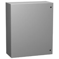Hammond EN4SD24128LG NEMA 4 Metal Enclosure