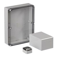 Cubo D Polycarbonate Enclosures
