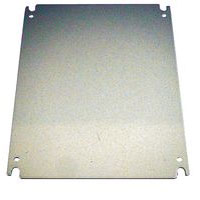 EP1212 Eclipse Series Mild Steel Inner Panel for 12x12 Enclosures