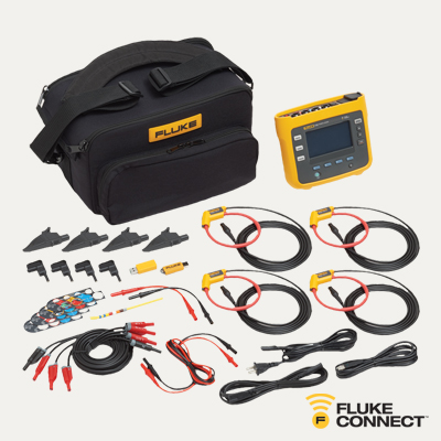 Fluke 1738/EUS Advanced Three-Phase Power Logger | 4563577 Mini-Thumbnail