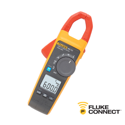 Fluke 902 FC True-rms HVAC Clamp Meter