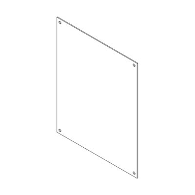 N1JP1210 - C3RHCR Series Inner Panel for 12x10 Enclosures
