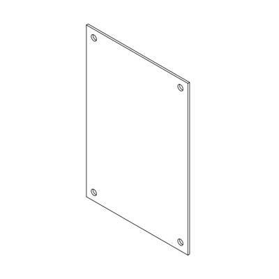N1JP86 - C3RHCR Series Inner Panel for 8x6 Enclosures