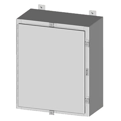 Saginaw SCE-24H1608SS6LP NEMA 4X Stainless Steel Enclosure