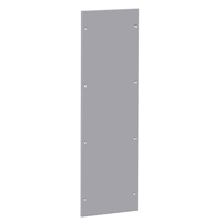 Hammond HSP205 HME Side Panel For 78.74x19.69 in. Enclosure