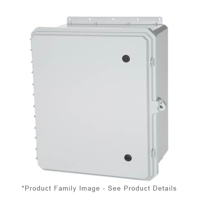 Integra G201608CQTL NEMA 4X Polycarbonate Enclosure