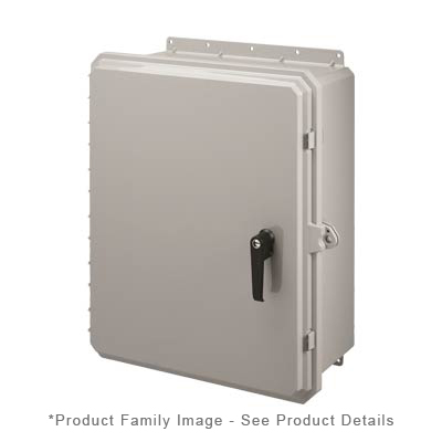 Integra G201608CTPL NEMA 4X Polycarbonate Enclosure
