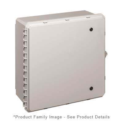 Integra G242410CQTL NEMA 4X Polycarbonate Enclosure