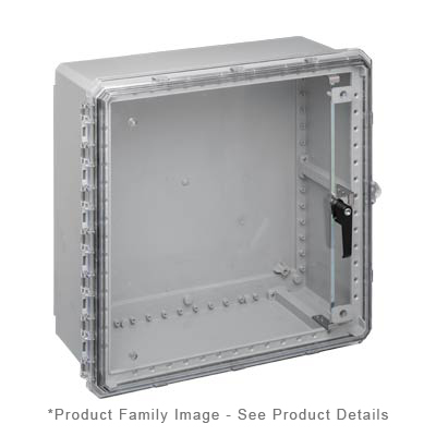 Integra G242410CTPL NEMA 4X Polycarbonate Enclosure