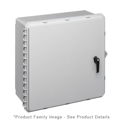 Integra G242410TPL NEMA 4X Polycarbonate Enclosure