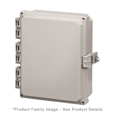 Integra H10082HFNL NEMA 4X Polycarbonate Enclosure
