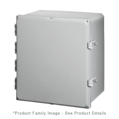 Integra H181610HFNL NEMA 4X Polycarbonate Enclosure