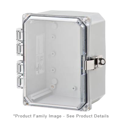 Integra H6064HCLL NEMA 4X Polycarbonate Enclosure